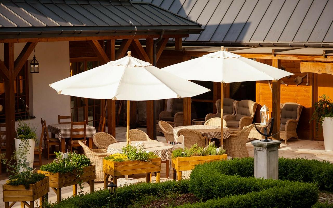 Restauracja Naleczow Kuchnia Smakow Eko Resort Lubinowe Wzgorze