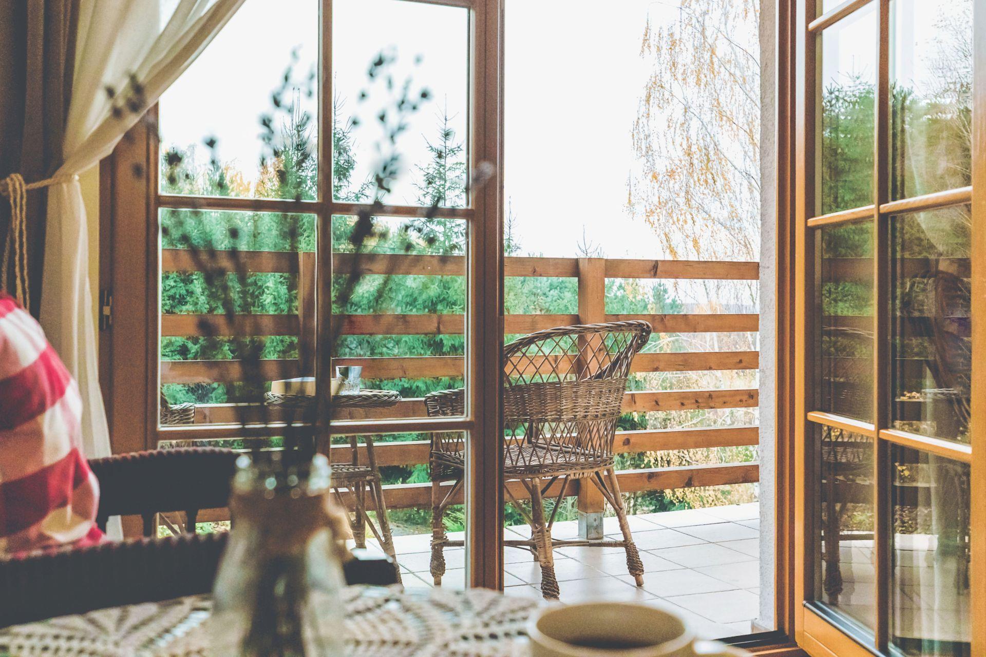 Pokój Przyjemność balkon
