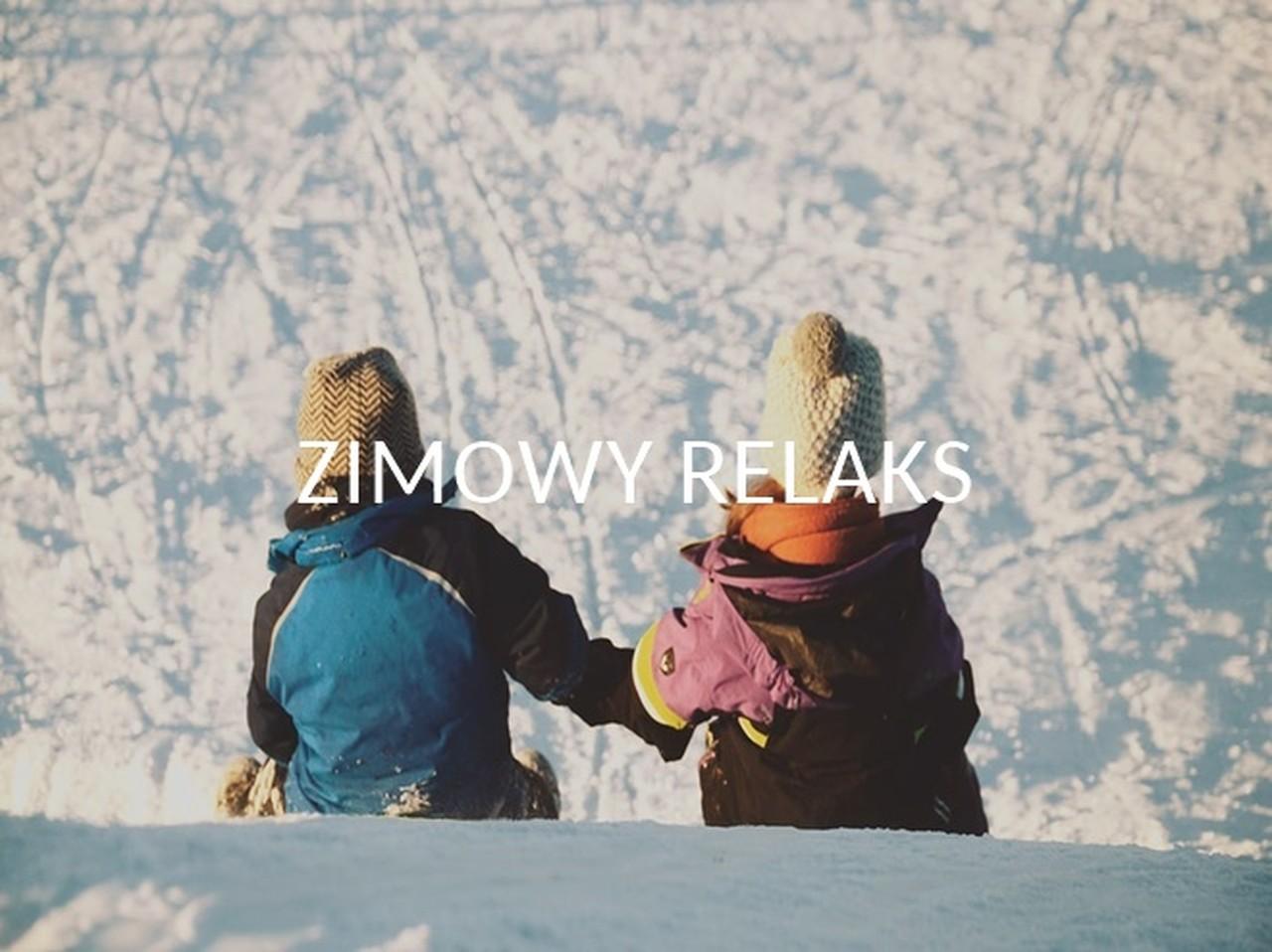 zimowy relaks kafelek
