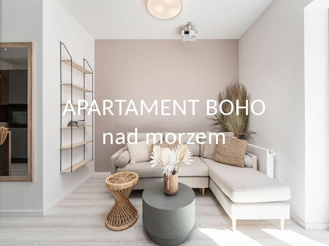 apartament boho kafel