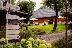 Eko Resort Łubinowe Wzgórze Najlepszy Hotel w Nałęczowie