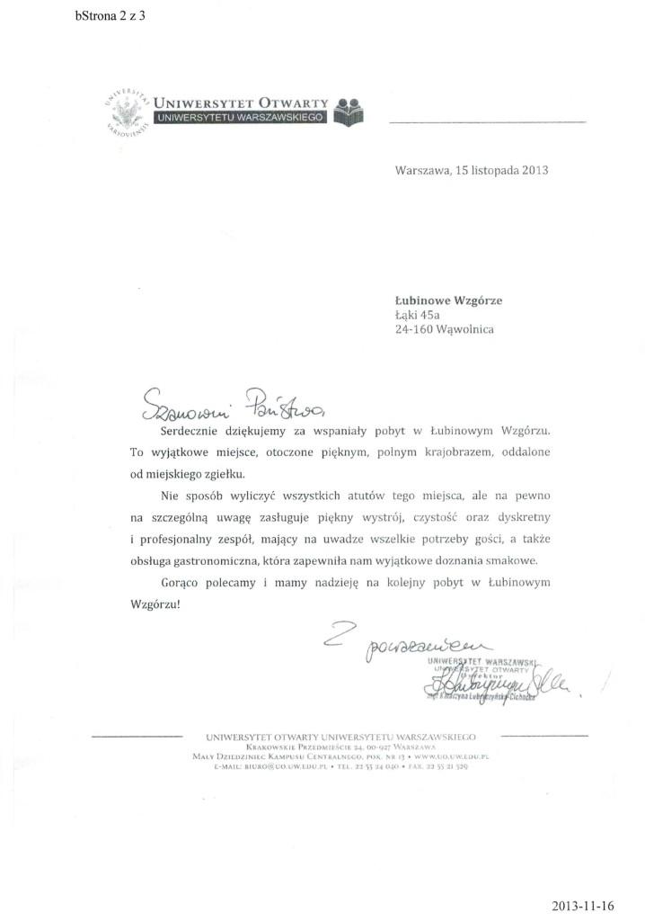Referencje-dla-Łubinowego-Wzgórza-od-Uniwersytetu-Otwartego-Uniwersytetu-Warszawskiego