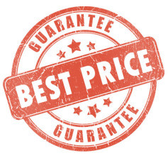 THE BEST PRICE GUARANTEE