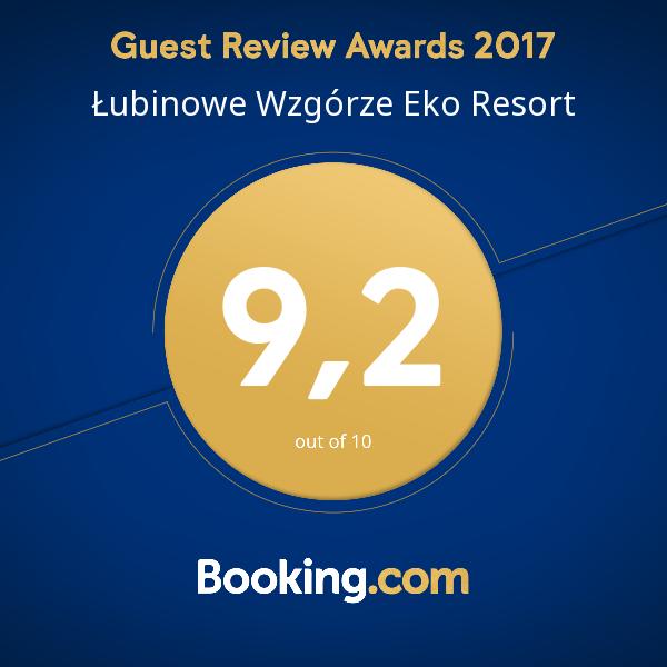 Nagroda Booking Łubinowe Wzgórze