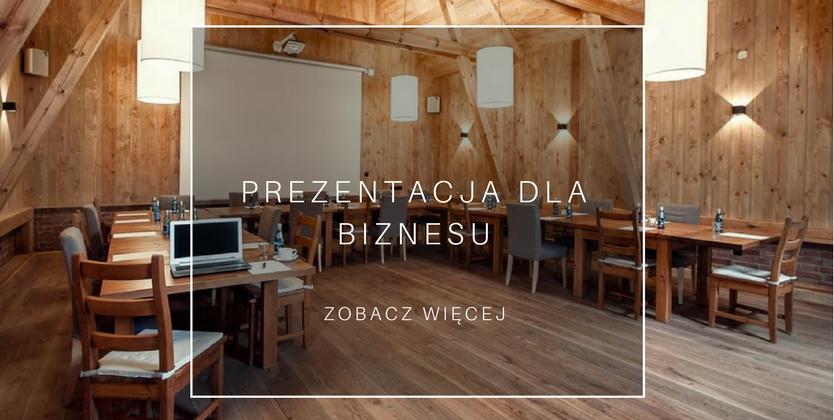 prezentacja dla biznesu
