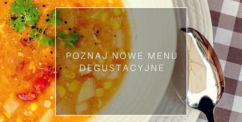 menu degustacyjne