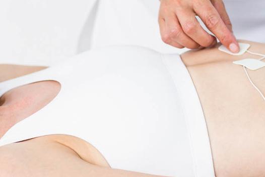 Bóle, wzmacnianie mięśni, badania skolimetrem